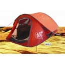Pop-up tent (2 seconds) - RED