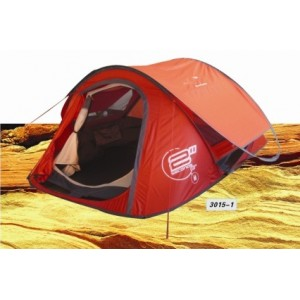 Pop-up tent (2 seconds) - ORANGE