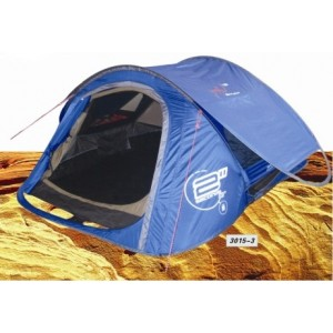 Pop-up tent (2 seconds) - BLUE